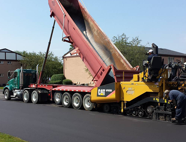 Commercial & Industrial Asphalt Resurfacing Services: Canton, MI | S&J Asphalt Paving - resurface3