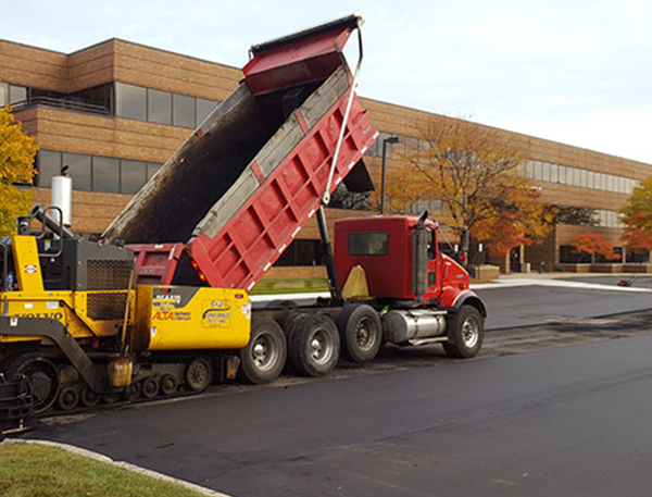Commercial & Industrial Asphalt Resurfacing Services: Canton, MI | S&J Asphalt Paving - resurfaceing